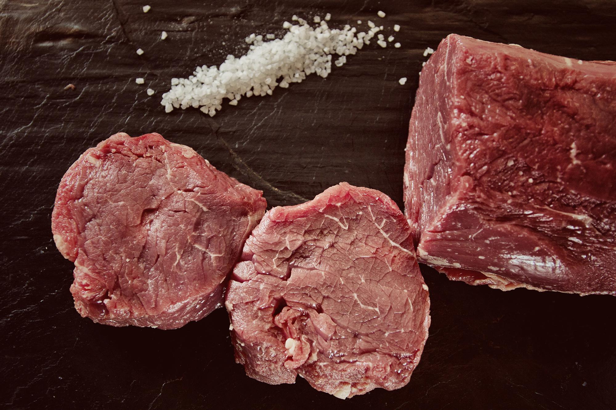 Fillet Steaks Chart Farm